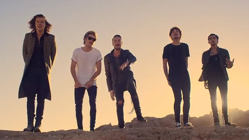 One Direction - Steal My Girl:歌詞の日本語和訳