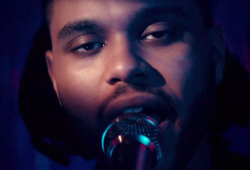 The Weeknd - Can't Feel My Face:歌詞の日本語和訳