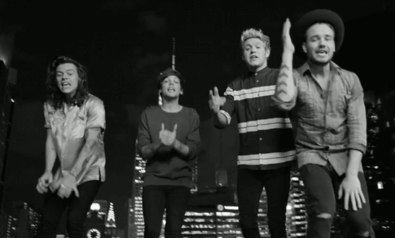 One Direction – Perfect:歌詞の日本語和訳